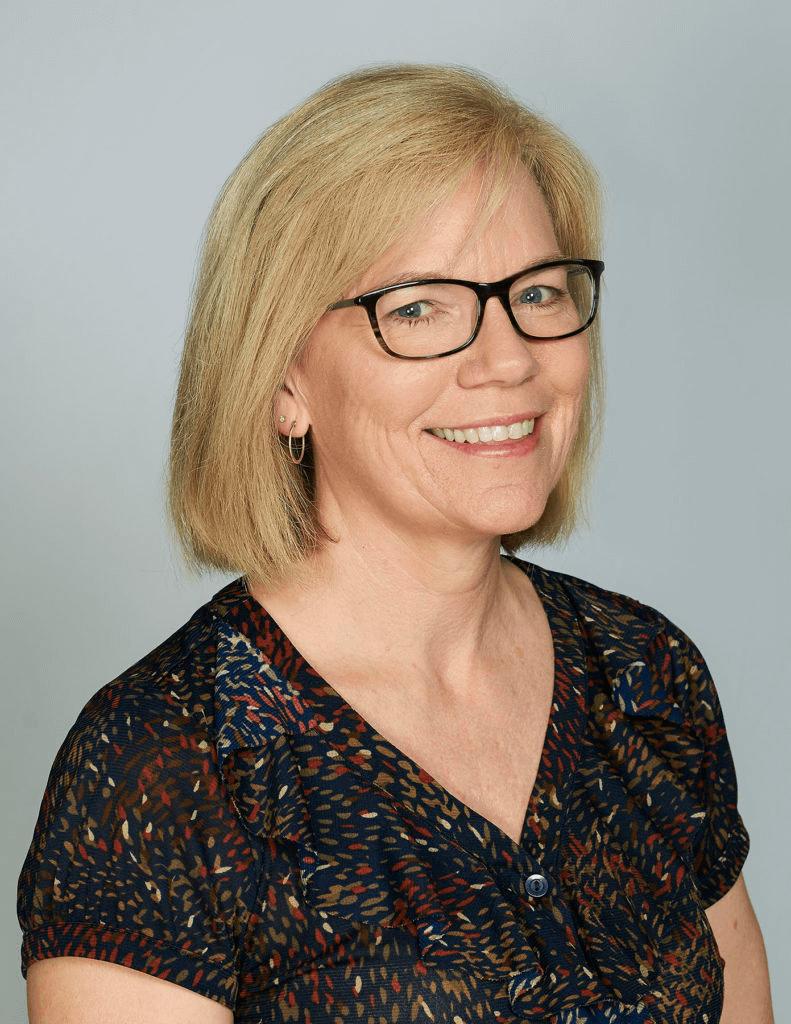 Lorraine Jeffrey portrait shot