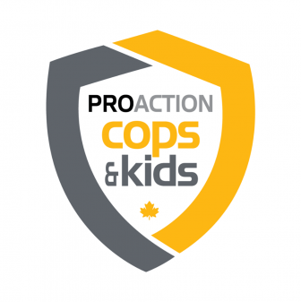 ProAction Cops & Kids - LOGO
