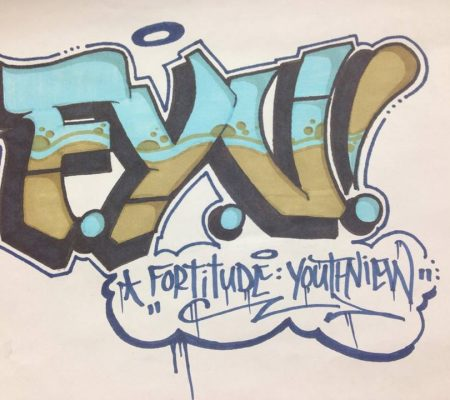Fortitude Youth View FYV Logo