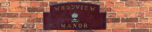Manor plaque