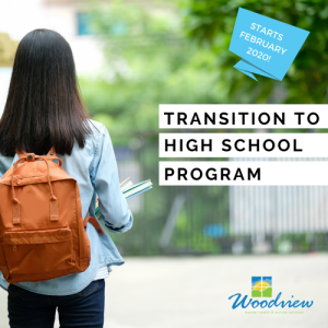 Transition to High School Program graphic