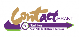 contact brant children services logo