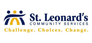 st. leonards community service logo