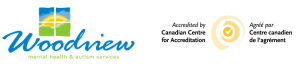 Footer with Woodview and CCA logos