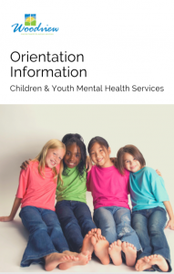 cover image of orientation booklet, English version