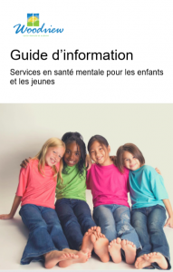 cover image of orientation booklet, French version