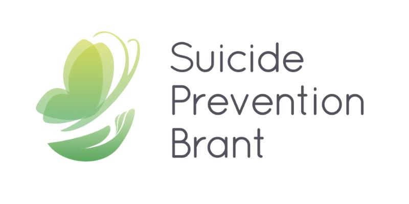 Suicide Prevention Brant logo