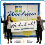 Woodview Awarded Another Four-Year Accreditation