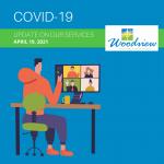 COVID-19 Update: April 19, 2021