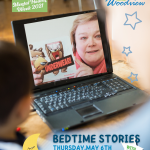 Bedtime Stories Flyer